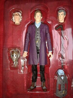 Doctor Who -Time of the Doctor -Action Figure Set -Character Options.