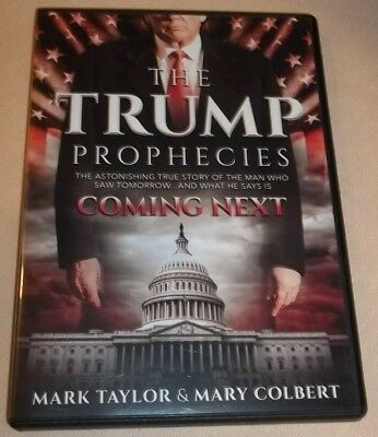 The Trump Prophecies (3-CD Set, Audiobook, 2017) VGC