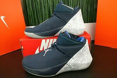 best service db6be 44a95 Nike Air Jordan Why Not Zero.1 Georgetown Navy Mens Shoes AA2510-406 Size
