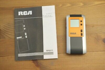 RCA RP5011 DIGITAL Voice Recorder Rp5011A *free shipping
