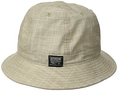 09af0ac60dceb NEW Outdoor Research Misconduct Bucket Hat Tan Khaki Small Medium S M