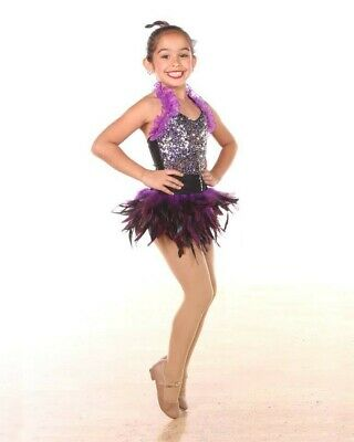 2ab09a338e906 jazz dance costume, Glamour Costumes,child medium, gently used perfect  condition