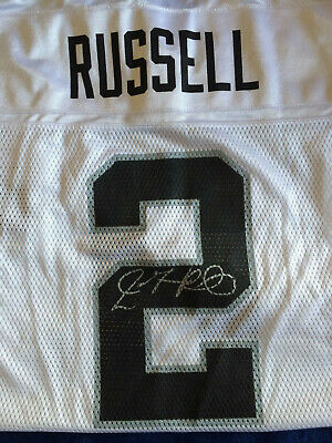 769984c6e ... LSU Tigers Custom White Jersey JSA COA. $80.99 Buy It Now 22d 20h. See  Details. Jamarcus Russell Autographed/Signed Jersey Oakland Raiders Los  Angeles