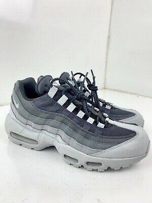 sports shoes 608e0 ffb56 Nike Air Max 95 Mens Size 8 Essential Wolf Grey Pure Platinum Sneaker 749766 -029
