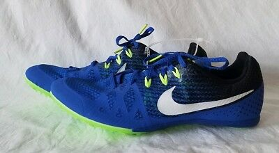 brand new 7707b e9be7 Nike Rival M NEW (No Spikes) Men s 806555-413 Blue Racing Shoes Size