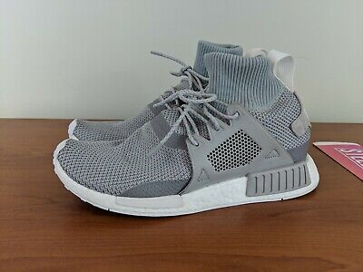a0b4dafe4 Adidas NMD XR1 Winter Mens Sneakers Boost Grey BZ0633 Size 11