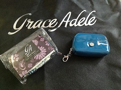 Brand New Grace Adele Elegant Coin Purselet Ocean Clip On With Tags