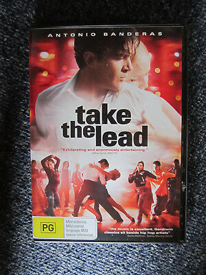 Dvd Take The Lead  ** Must See **
