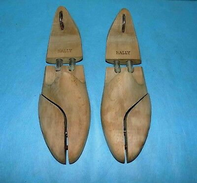 Stretcher Bunion Vintage Wood Wooden Bally Size 42 Fr