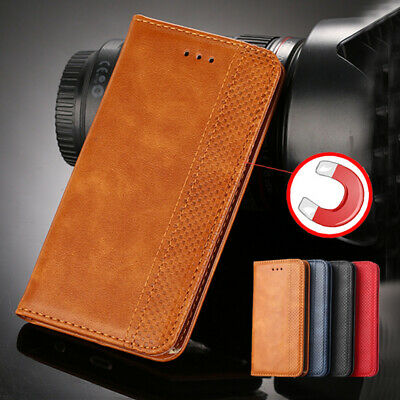Luxury Magnet Leather Wallet Stand Case Card Slot Flip Cover Case For Vivo