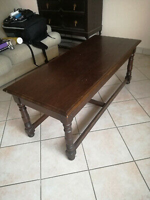Table Basse Ciree Et Signee
