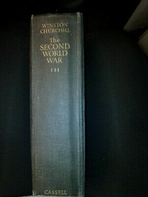 Sir Winston Churchill The Second World War Volume Three