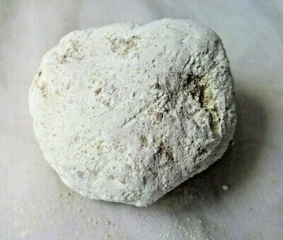 HUGE RARE! Brimstone Sulfur Fire Ball Sodom Gomorrah Biblical