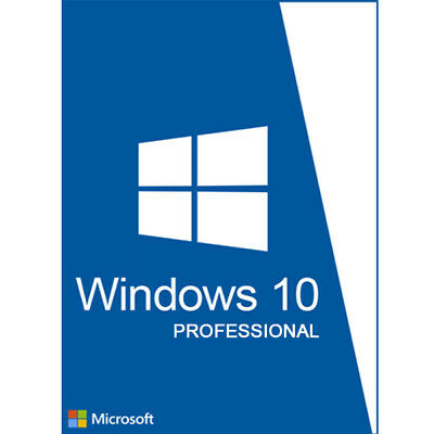Window 10 Pro Professional 32/64 Bit License Product [Code] [Key] Instant