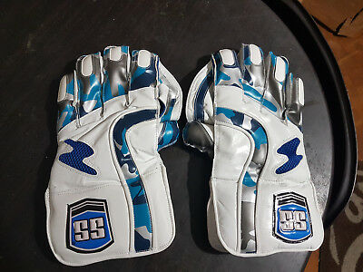 Ss Professional Mens Cricket Wicket Keeping Gloves By Ss Sports