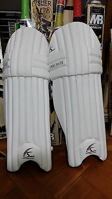 FAST STROKE Pro Cricket BATTING Pads Brand NEW TOP QUALITY