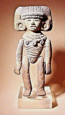 Pre-Columbian Articulated Teotihuacan  Figure Ex Sotheby's '80