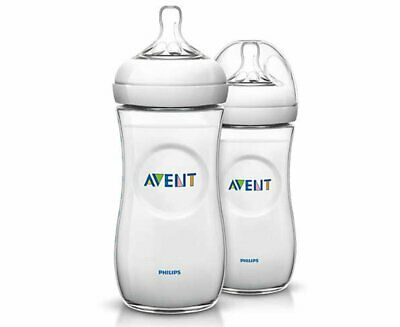 PHILIPS AVENT Natural Bottle 330ml 2 Pack