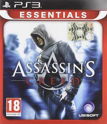 Ps3 Game Assassin's Assassins Creed 1 New Item