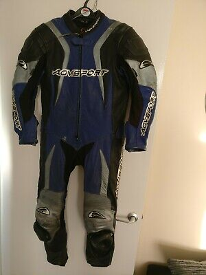 Kids agvsport Motorcycle Leathers 9-11