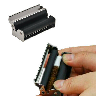 Portable 70mm Joint Roller Machine Tobacco Roller Cigarette Rolling Fast Cigar