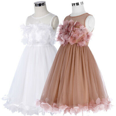 Dress Soft Tulle Netting White New Fashion Birthday Party Wedding Comfortable