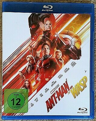 Blu-ray - Marvel - Ant-Man and the Wasp - Paul Rudd & Michael Douglas