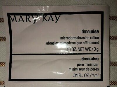 Mary Kay Timewise Microdermabrasion Sample - Set Of 5 - Travel Size