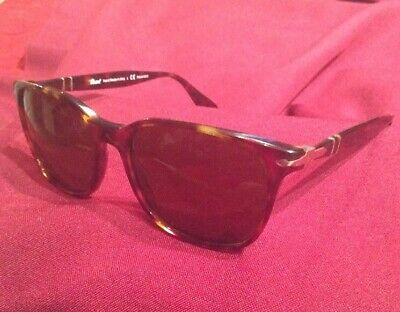 c07e212ea0f9d PERSOL POLARIZED PO3164S Havana Brown Sunglasses - Handmade In Italy ...
