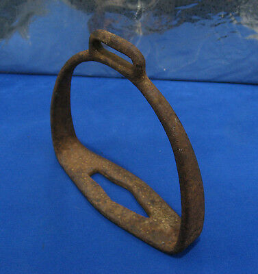 Antique Turkish Ottoman Balkan Large Horse Saddle Stirrup Pad