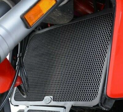 Ducati Multistrada 1260S (2019) R&G RACING black radiator guard cover
