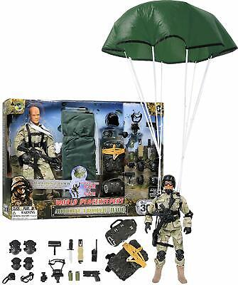 Toy Military Adventure Figure Play Game Gift Ball Kid Boy Girl Sport Magic Radio