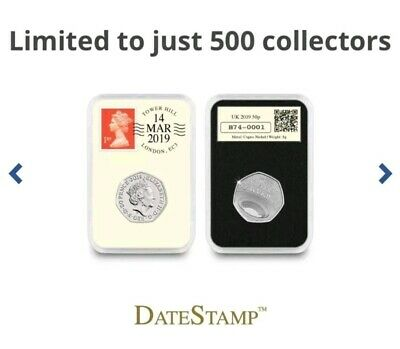 stephen hawkins BU rare date stamp edition(only 500 available) PREORDER