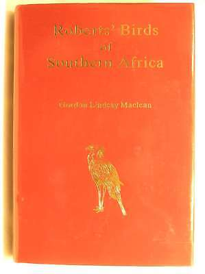 Roberts' Birds of Southern Africa, Roberts, Austin, Excellent Book