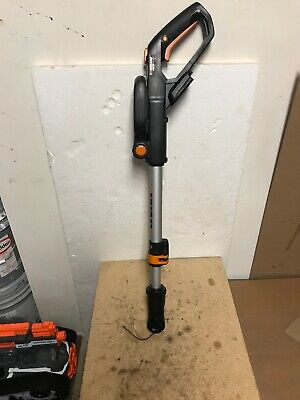 "New HandleShaft Assy WORX WG180 40V Powershare 12"" Cordless String Trimmer/Edger"