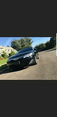 2014 Toyota Camry  2014 toyota camry le 2.5l