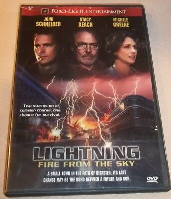 Lightning: Fire from the Sky (DVD, 2005)