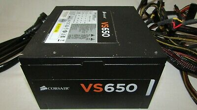 Corsair VS Series VS650 650W 80PLUS White Power Supply
