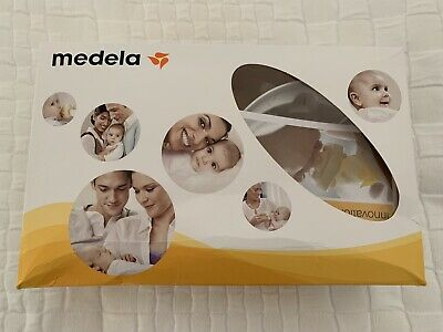 Medela Manual Single Breastpump. Never Been Used - Box Opened