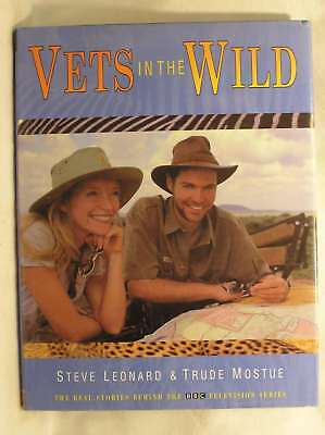Vets in the Wild: The Real Stories Behind the BBC Television Series, Trude Mostu