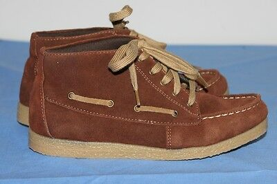 Derby Shoes Lace Andre Suede Brown T 36 Be