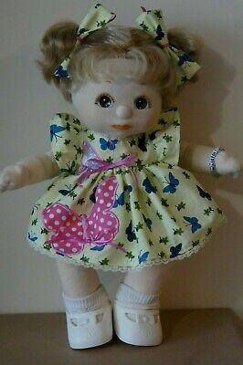 My Child Doll Butterfly Flare Dress - Dress - Panties - Bows - No Doll