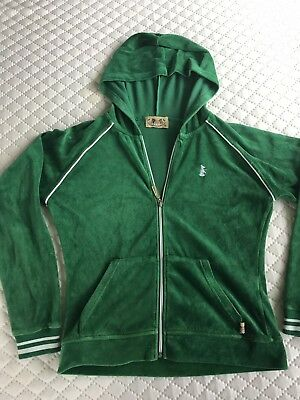 Juicy Couture Tracksuit Top Size M. Juicy Couture Zip Up Hoody.