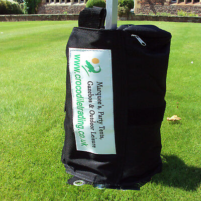 4 Weighted Feet For Easy Up Gazebos, Sandbag Weights, Marquees, Marquee, Awnings