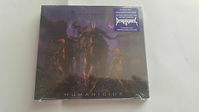 DEATH ANGEL - Humanicide - LTD Digipak - NEW ALBUM !!!