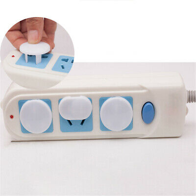 20pcs Electric Power Socket Outlet Protector Baby Kid Safety Cover Guard 2/3Plug