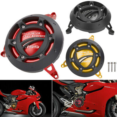 Engine Case Crash Guard Protective Cover Right Side For Ducati 1199 Panigale R S