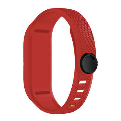 For Garmin Vivofit 3 Replacement Wrist Band Silicone Watch Strap Snap fastener