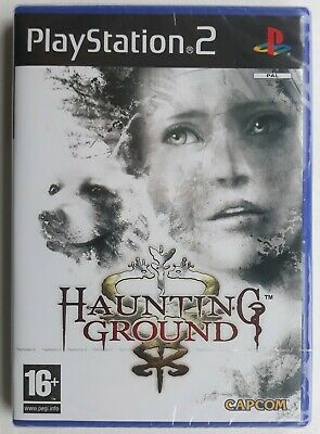 PS2 - Haunting Ground (PAL) FACTORY SEALED PlayStation