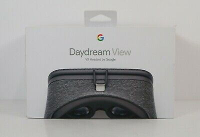 Google Daydream View VR Headset in Slate